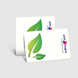 Cartes Pliantes Papier écologique